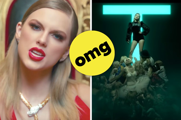 "Fans Are Finding Brand New Easter Eggs In The ""Look What You Made Me Do"" Video After The Scott Borchetta/Scooter Braun Drama"