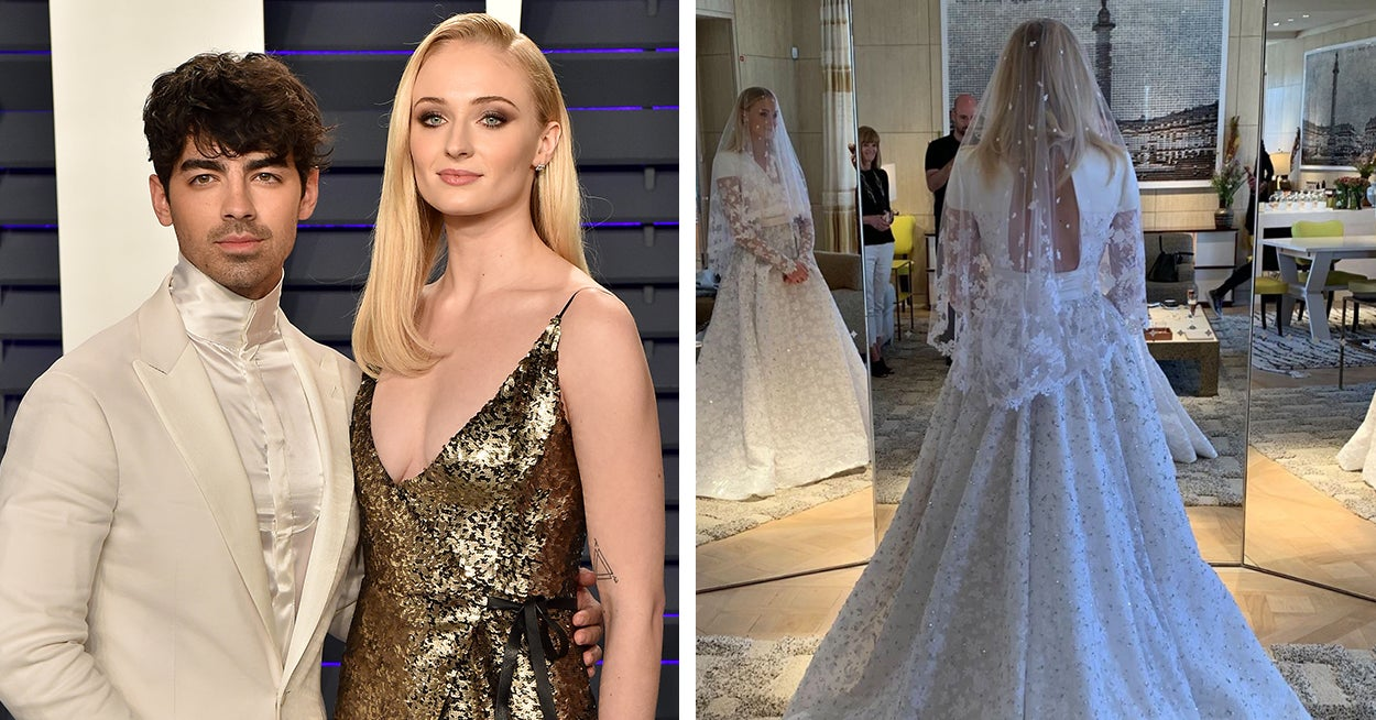 Joe Jonas And Sophie Turner Had Their Second Wedding In France And Here Are The Pictures