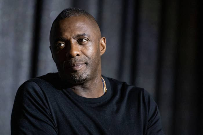 """Idris Elba Says His Theatre Show Was Inspired By His Father's Death Amid Claims Two Women Were """"Pushed Off"""" The Project"""