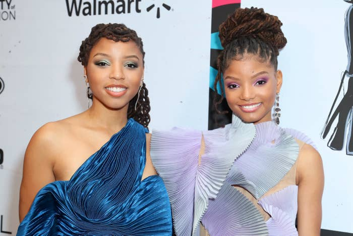 """Halle Bailey's Casting As Ariel In """"The Little Mermaid"""" Has Led To The Most Amazing Fan Art"""