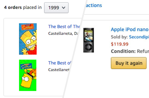 Peoples First Orders On Amazon Will Make You Drunk With Nostalgia