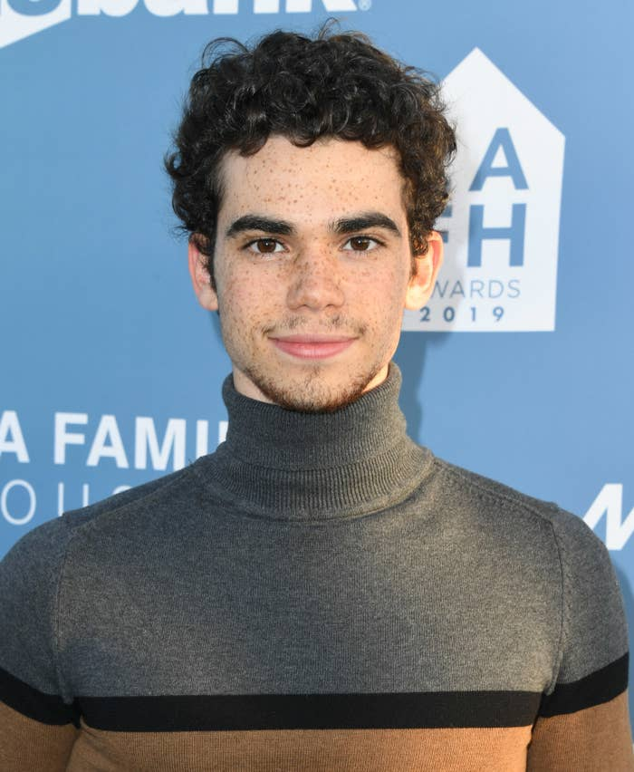 Adam Sandler And Skai Jackson's Tributes To Cameron Boyce Will Split Your Heart In Two