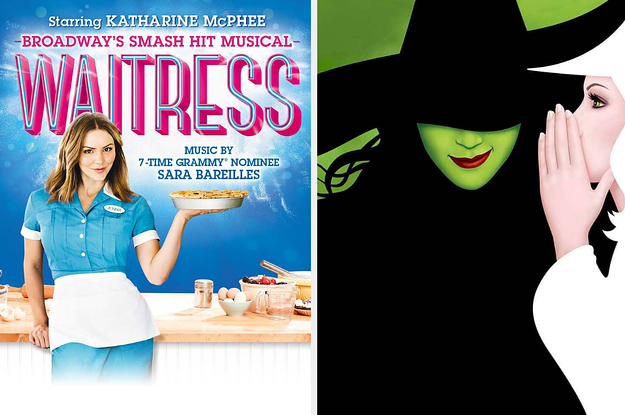 Only A True Musical Theatre Fan Will Have Seen Most Of These 56 Musicals