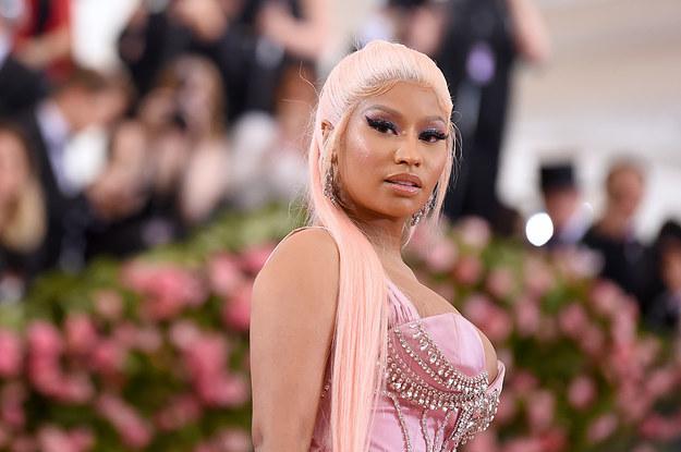 Nicki Minaj Name Drops Taylor Swift And Beyonce Defends Legacy