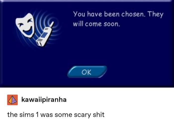 """21 Hilarious Things You'll Only Understand If You've Been Playing """"The Sims"""" Since The Beginning"""