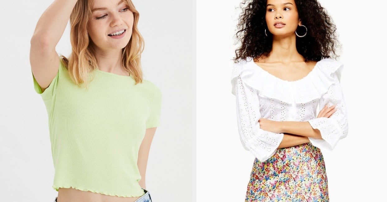 33 Light And Summery Pieces For Anyone Who's Just Too Damn Hot
