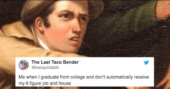 15 Tweets That Perfectly Sum Up Job Hunting After College