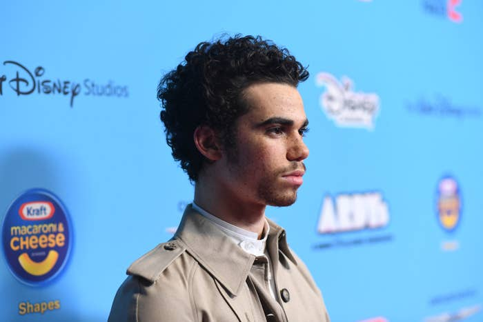 Celebrities Have Paid Tribute To Disney Star Cameron Boyce Following News Of His Death