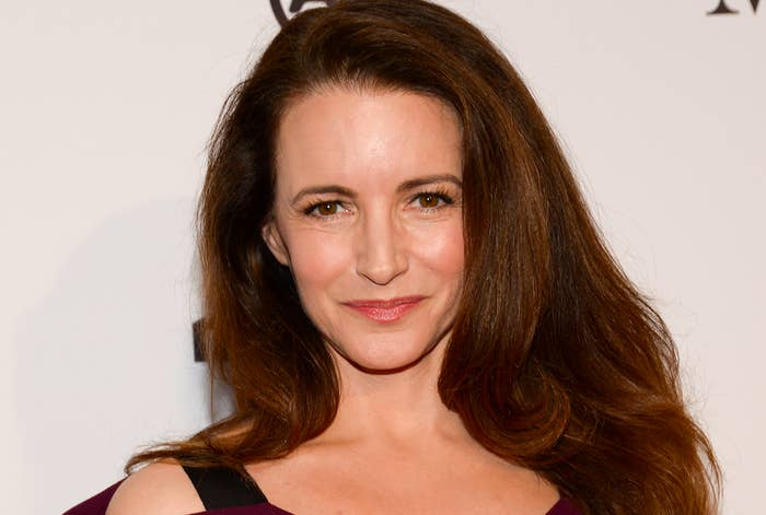 Kristin Davis Opened Up About White Privilege And Her ...