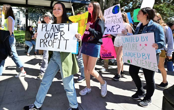 Young Activists Are Planning National Protests To Push Democrats On The Climate Crisis
