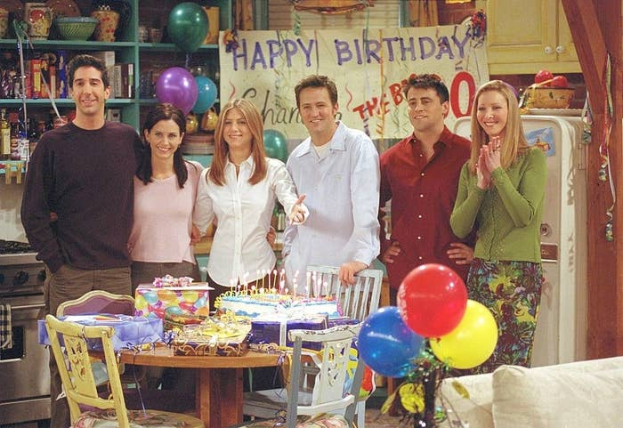 """""""Friends"""" Will No Longer Be Available On Netflix Starting In 2020"""