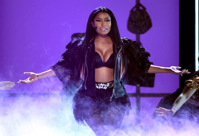 Nicki Minaj Canceled A Concert Appearance In Saudi Arabia In Support Of Human Rights