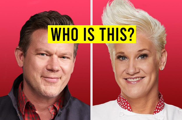 I Dare You To Take The HARDEST Food Network Quiz On The Internet