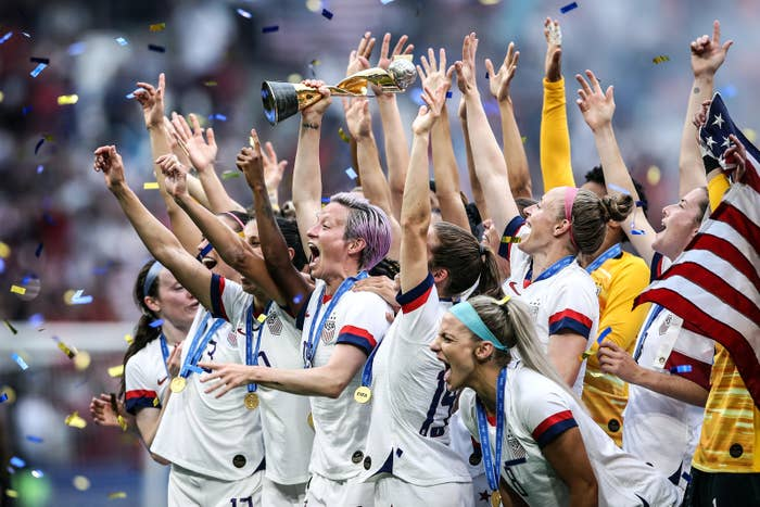 0c0dabdd New Bill Would Force Equal Pay For US Women's Soccer Team