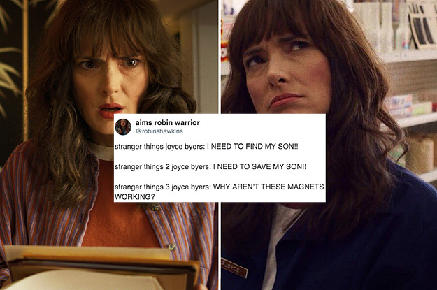 21 Stranger Things Jokes For Anyone Who Knows Joyce Byers Is The Best