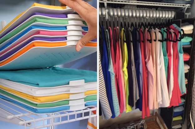 29 Closet Organizing Tricks That'll Actually Work