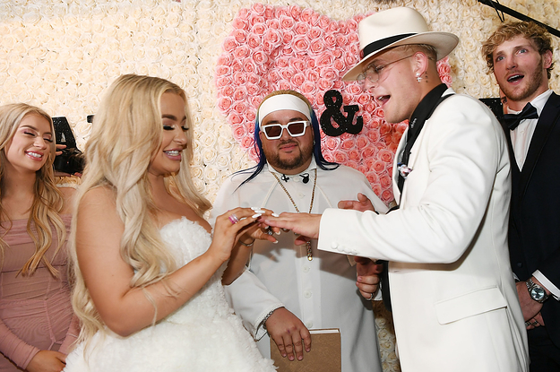 In Defense Of Celebrity Stunt Weddings