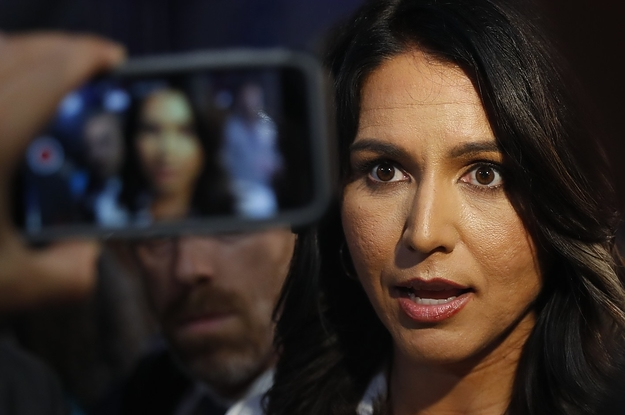 Tulsi Gabbard Is This Election's Ron Paul