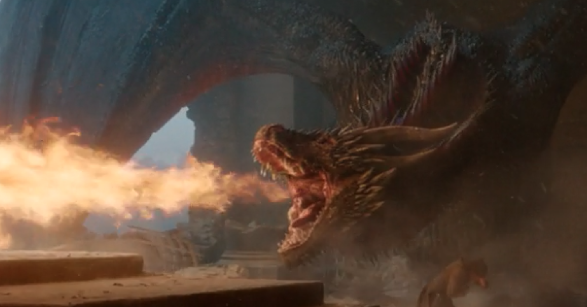 """Turns Out Drogon Wasn't Even Trying To Destroy The Iron Throne On """"Game Of Thrones"""" It Was Just A """"Dumb Bystander"""""""