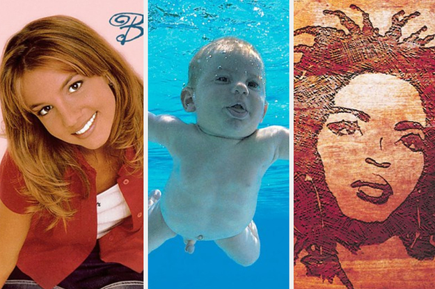If You Recognize 50/52 Of These Album Covers, You're 100% A Millennial