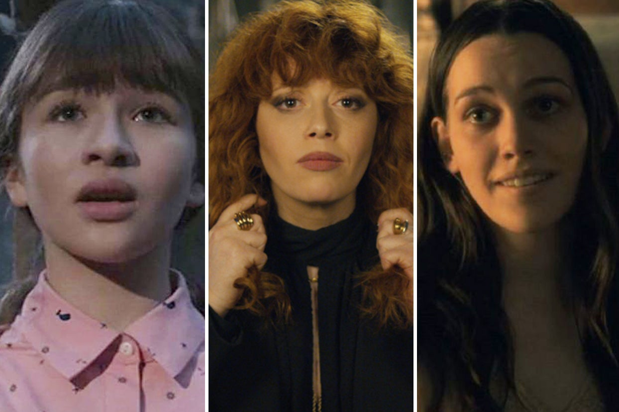 Everyone Is A Combo Of Three Badass Netflix Women Here's Yours