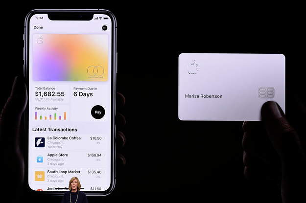 If You Lose Your iPhone, You Can't Pay Your Apple Card Bill On The Web