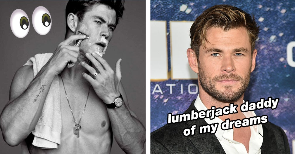 36 Chris Hemsworth Photos That Will Make You Feel Extremely Hot And Bothered