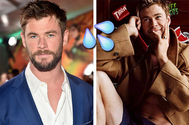 36 Photos Of Chris Hemsworth That Made ...