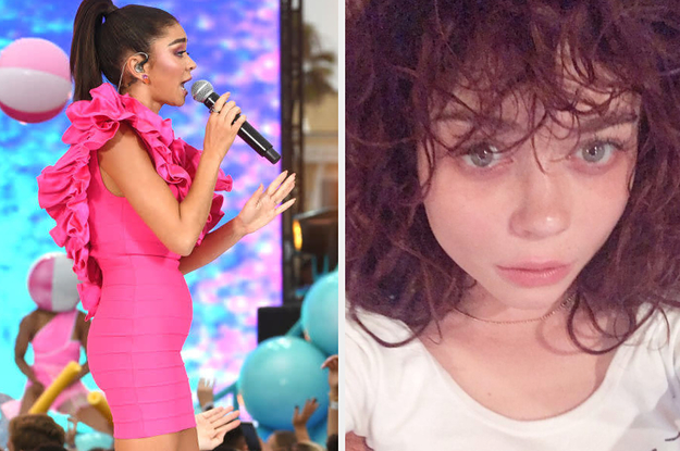 Sarah Hyland Ditched The Spanx And ...