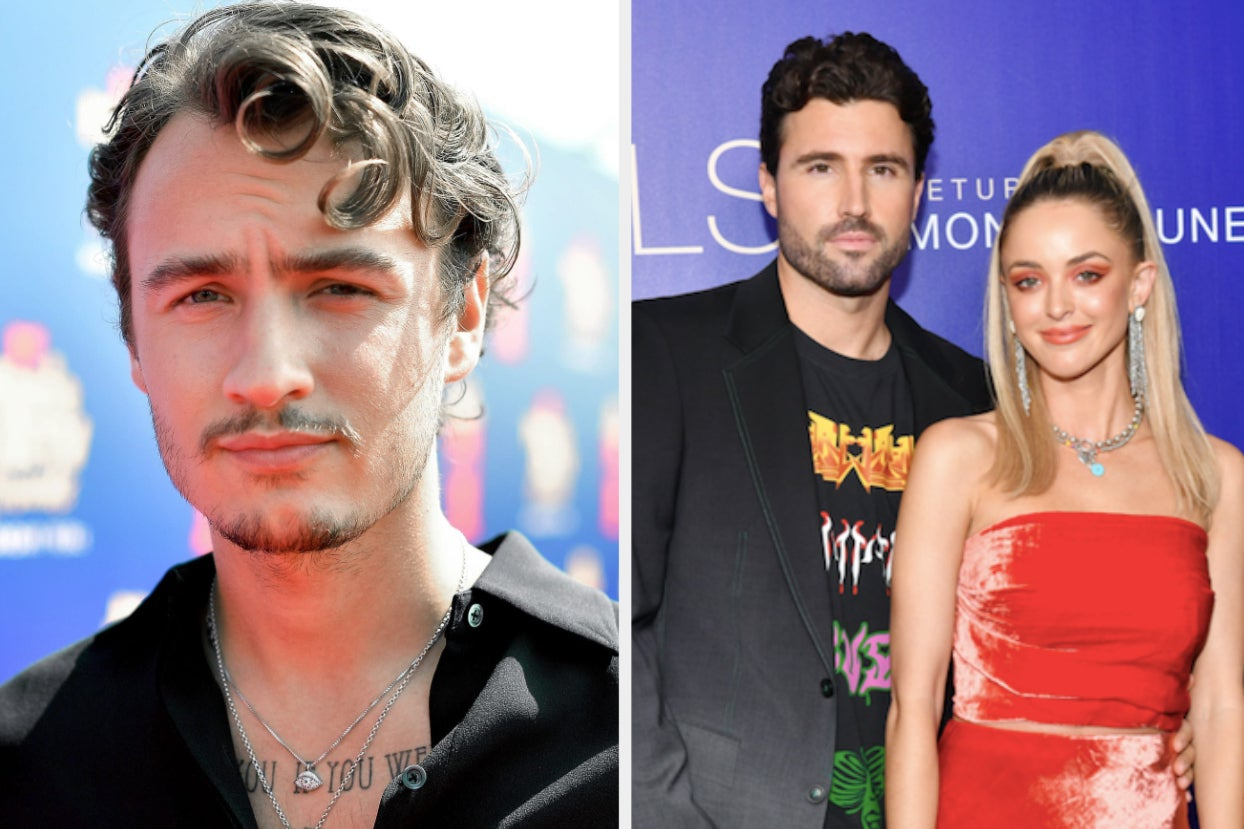 Brody Jenner's Friend Explained His Shady Instagram Comment About Miley Cyrus And Kaitlynn Carter's Kiss, And Called The Whole Thing
