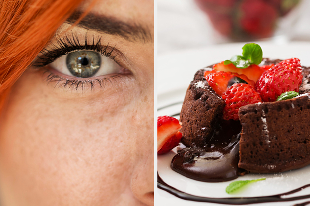 Build A Dessert And We'll Accurately Guess Your Eye Color