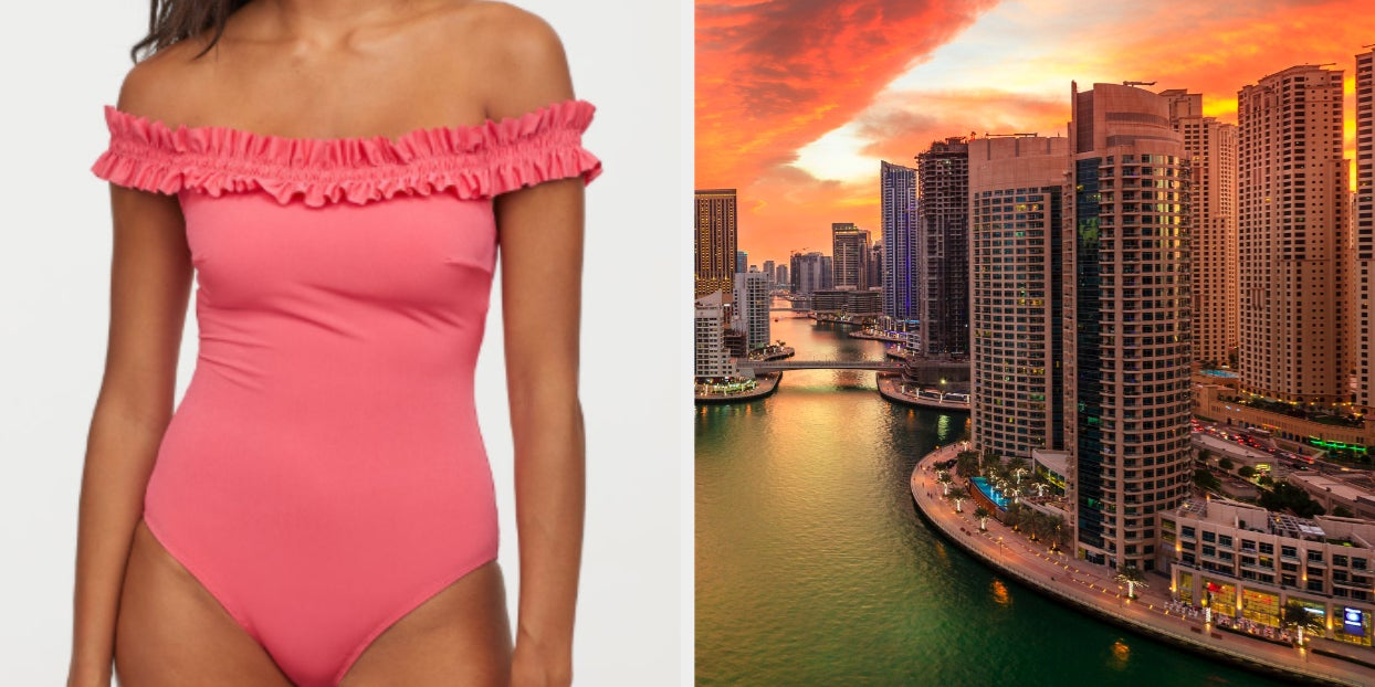 Pick A Swimsuit In Every Color And We'll Reveal Which Big City You Belong In