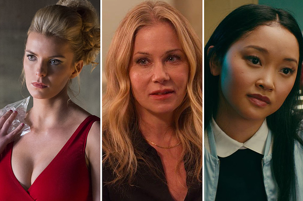 Which Three Netflix Female Characters Are ...