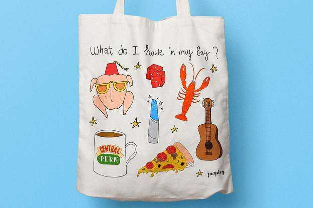 sarcastic gift reusable bag funny tote best friend gift grocery bag gift for her things and stuff tote bag