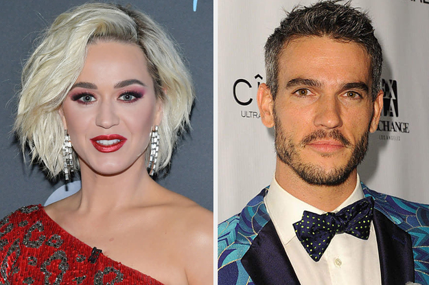 A Model Said Katy Perry Sexually Assaulted Him At A Party In 2012, But Her Friends Say It's Untrue