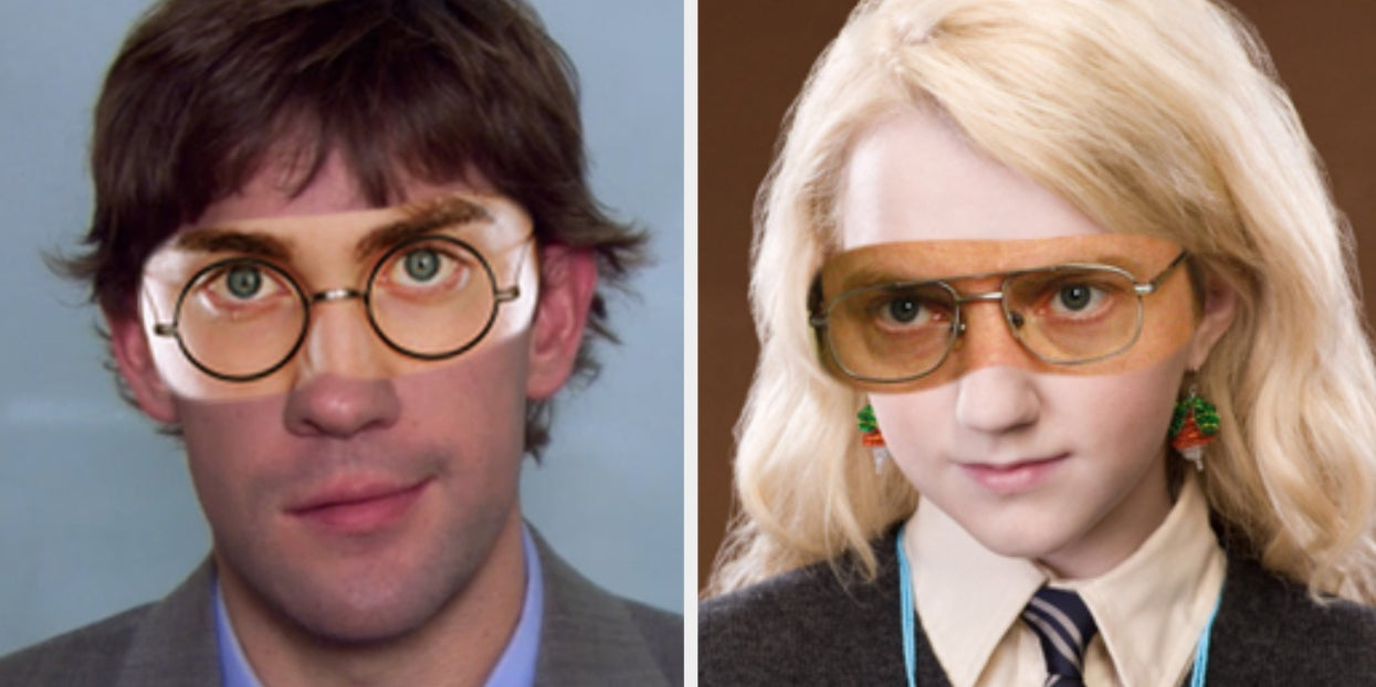 """Which Characters From """"The Office"""" And """"Harry Potter"""" Are You A Perfect Combo Of?"""