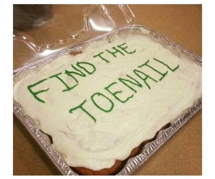 17 Cake Decorators Who Might Not Be Geniuses, But At Least They're Funny As Hell
