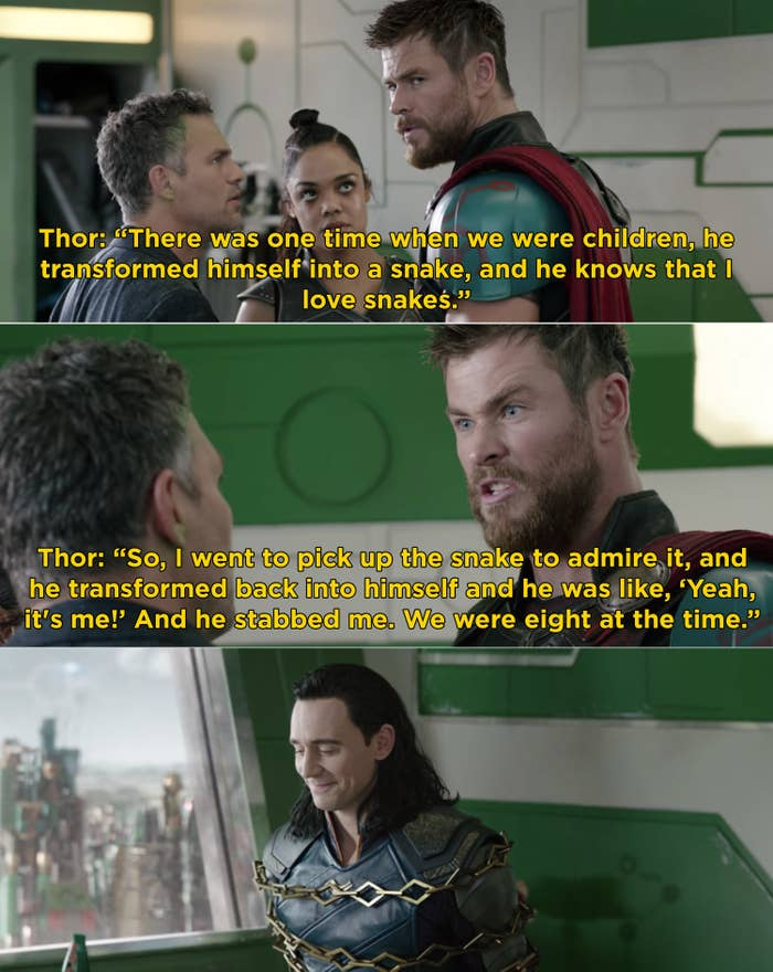 "25 ""Thor: Ragnarok"" Moments That Prove It's The Funniest And Best MCU Movie"