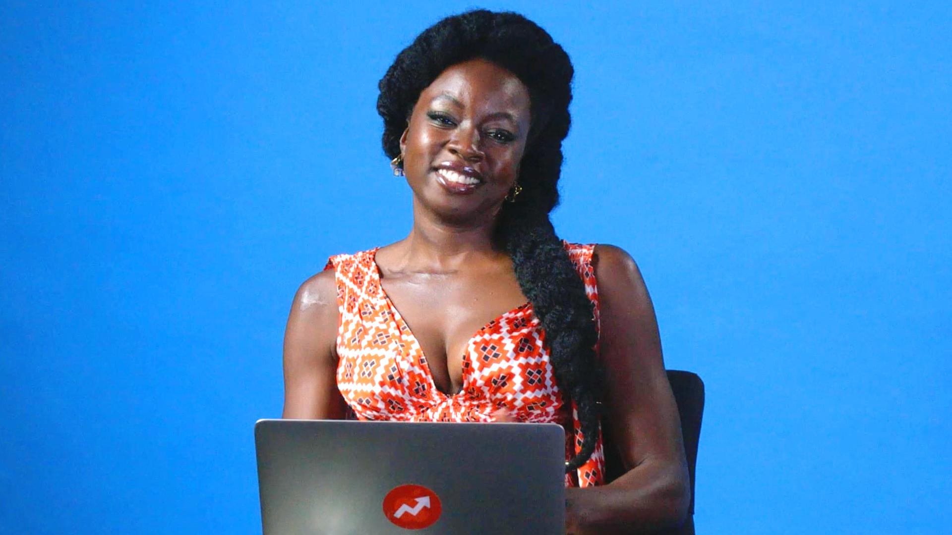 Ebony teen photos