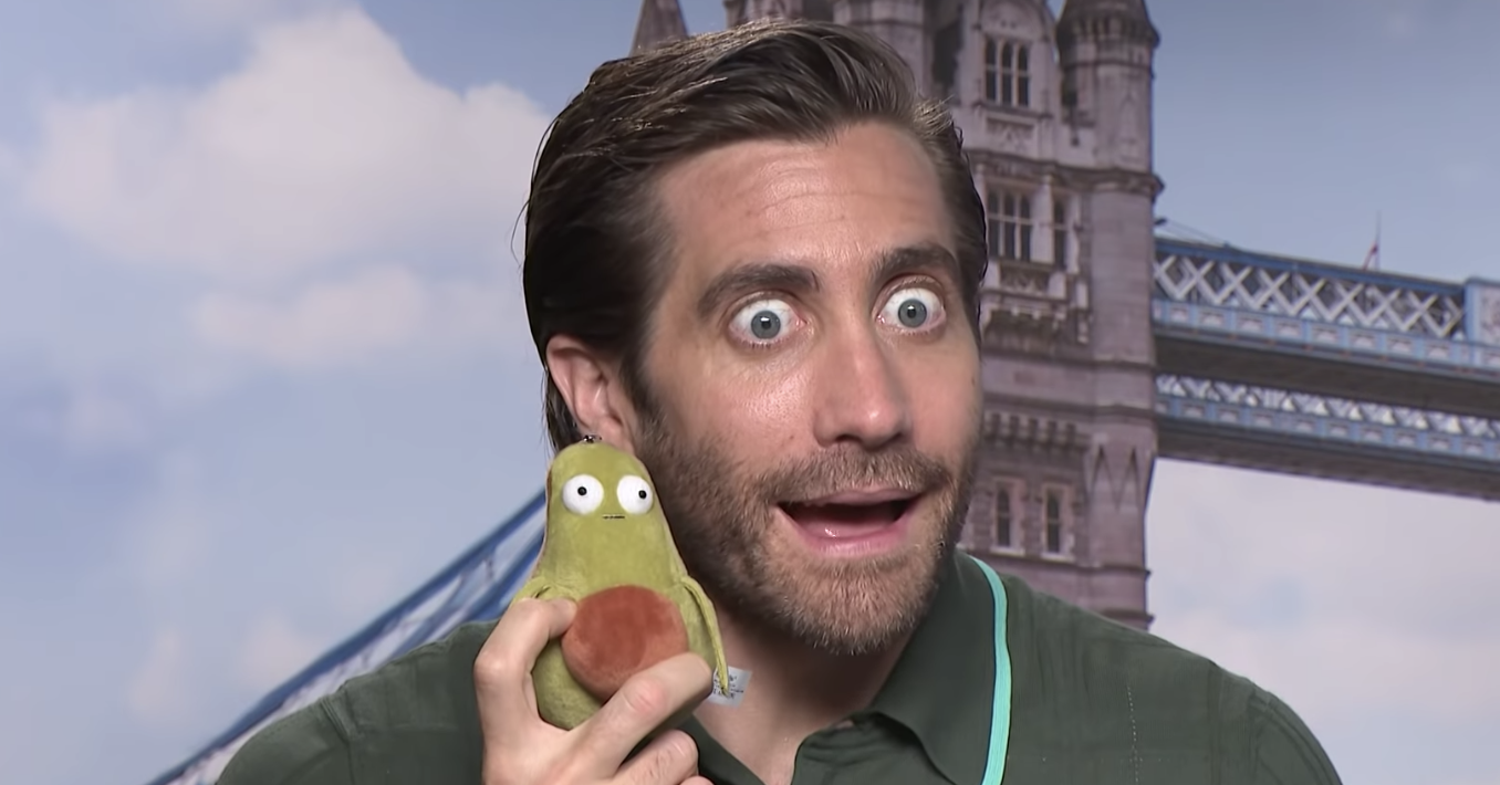 Here Are 15 Jake Gyllenhaal Moments That Are So Jake Gyllenhaal It Hurts