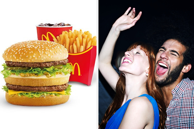 Have A Night Out And We'll Guess Your McDonald's Order