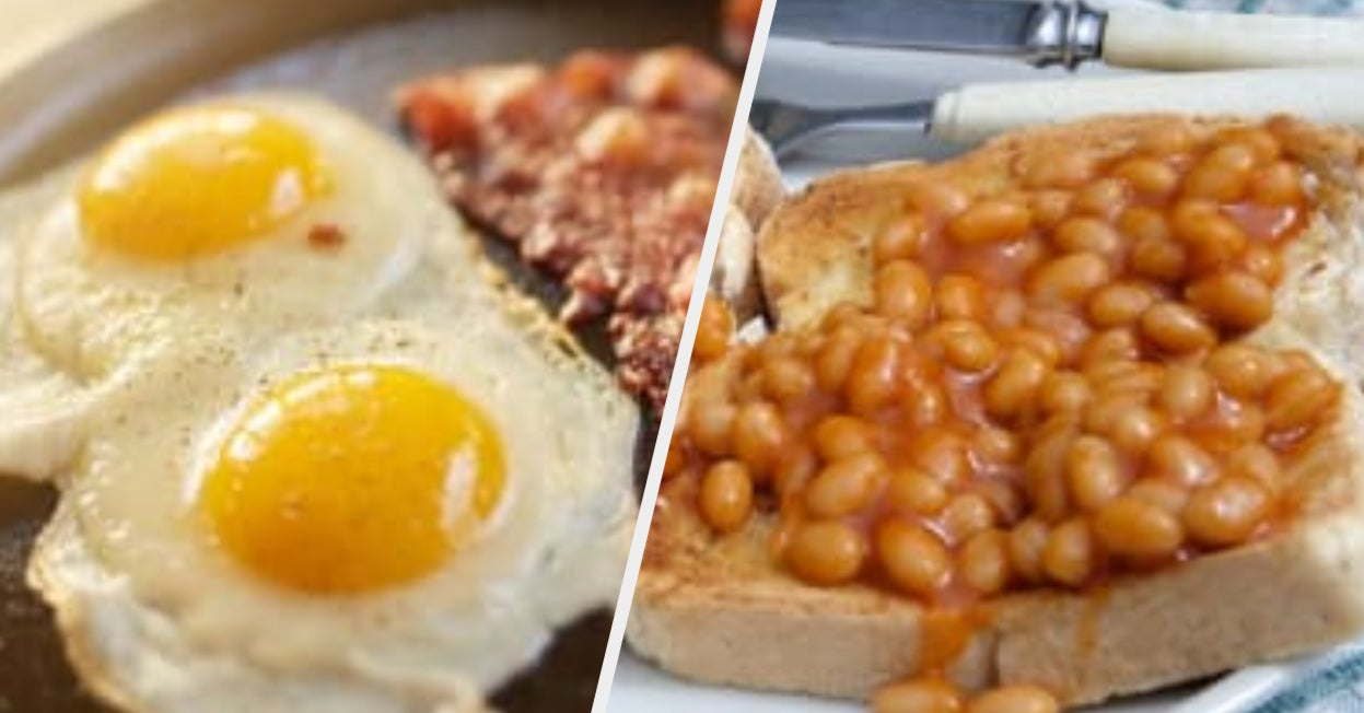 Like Or Pass On These Food Duos And We'll Tell You If You're More British Or American