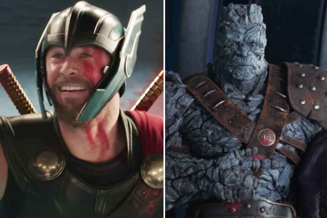 """25 Hilarious """"Thor: Ragnarok"""" Moments That Prove Why It's ..."""
