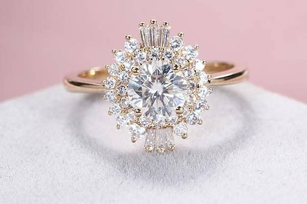 5 Celebrity Engagement Rings We Haven T Obsessed Over Yet Which