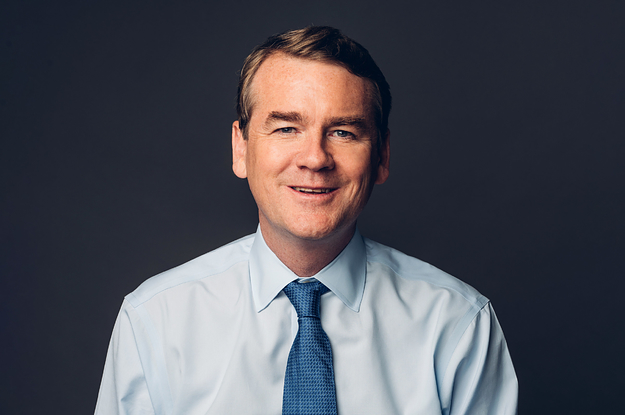 "Michael Bennet Joked His New York Times Editor Brother Was ""Unenthusiastic"" About His Presidential Bid"