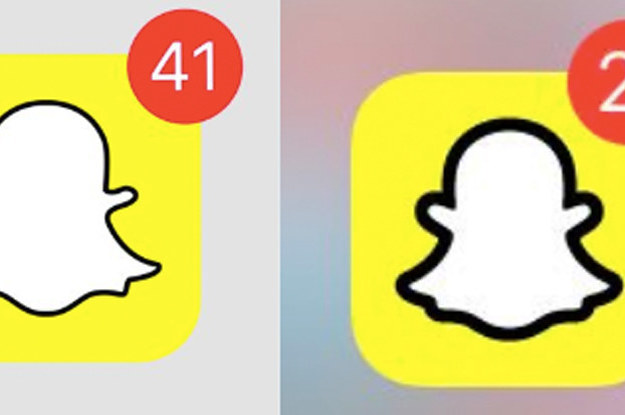13 Of The Funniest Reactions To The New, Thicker Snapchat Logo