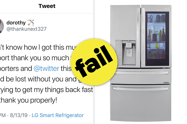 """This """"Teen Girl"""" Went Viral For Tweeting From Her Fridge, But It's Almost Definitely A Fake"""
