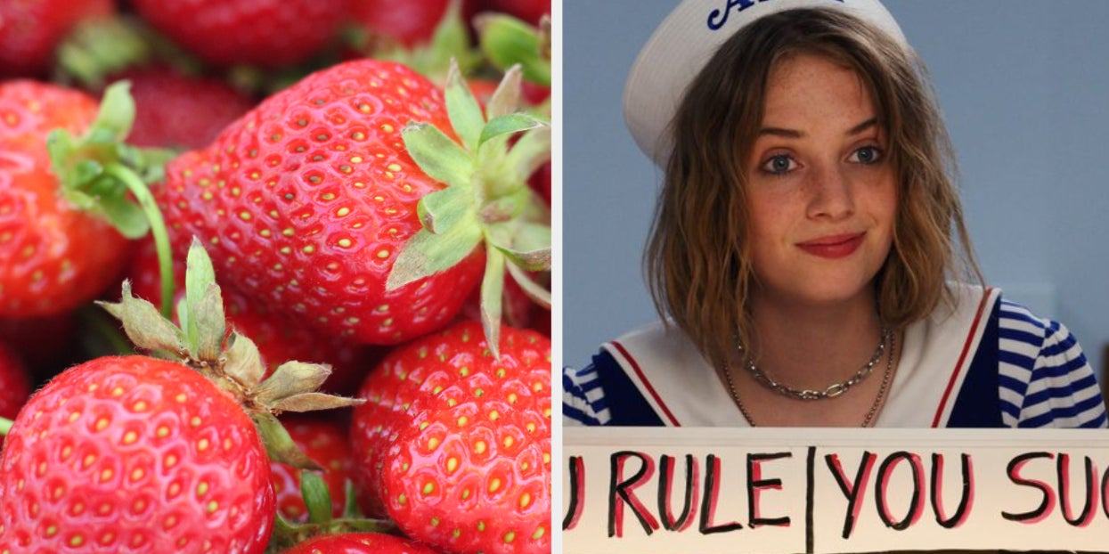 We Know Which Fruit Matches Your Personality Based On Your Tv Show Preferences