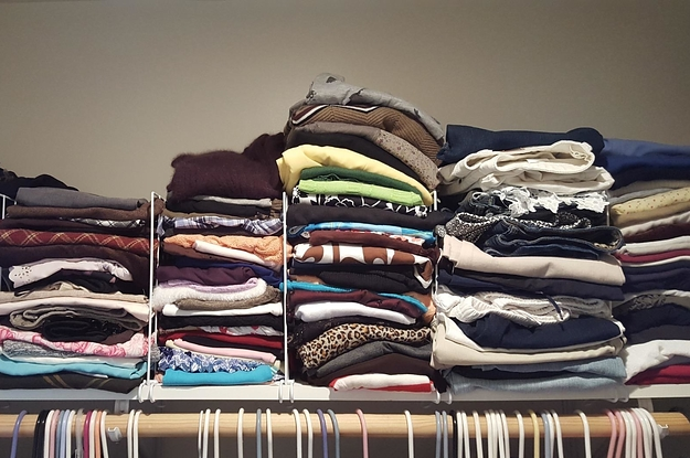 21 Products To Help Make Storing Your Clothes A Breeze