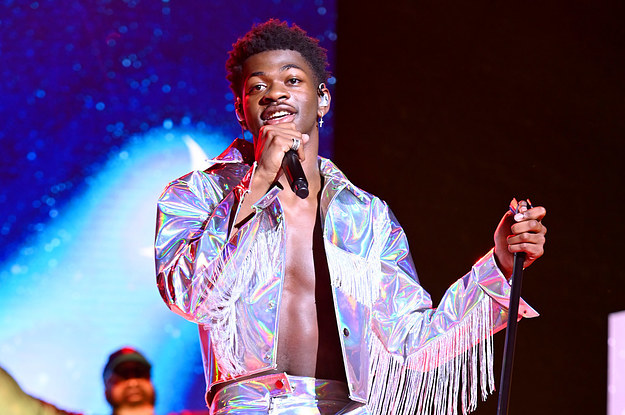 Lil Nas X Opened Up About ...